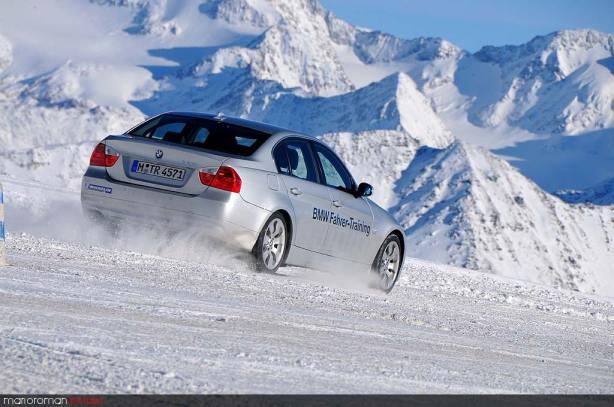 BMW Fahrertraining in Sölden