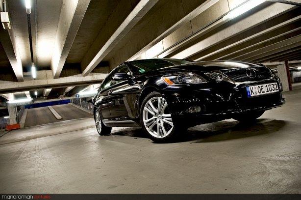 Lexus GS450h by marioroman pictures