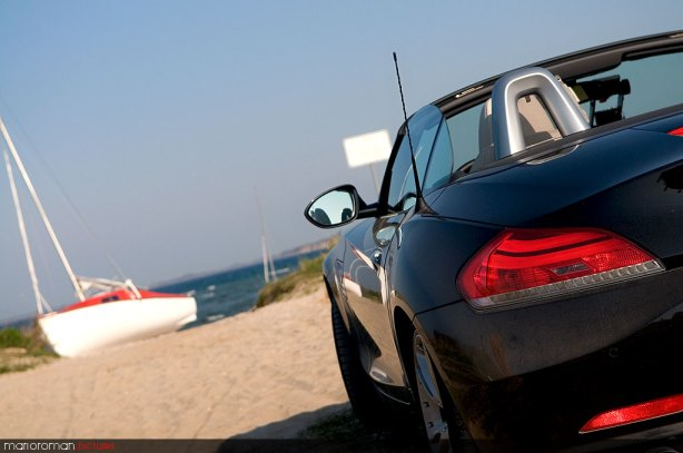 BMW Z4 sDrive 35i by marioroman pictures
