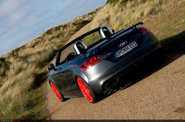 Heron TTRS Roadster by marioroman pictures