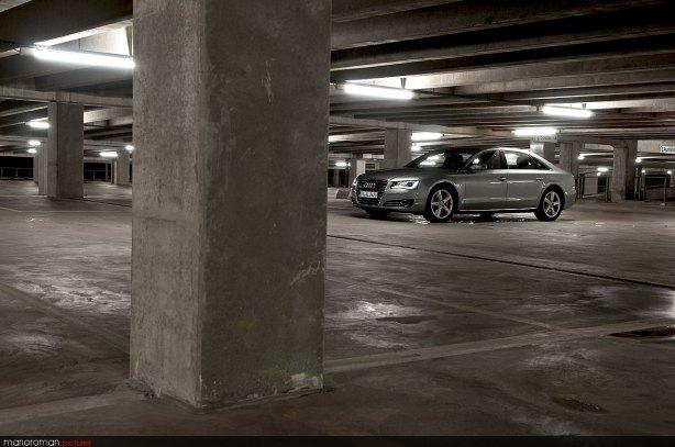 Audi A8L 4.2 TDI quattro by marioroman pictures