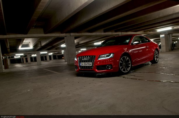 Audi S5 Coupe by marioroman pictures