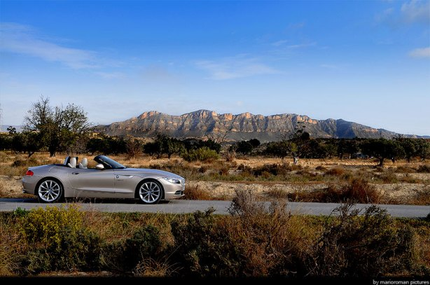 BMW Z4 sdrive35i by marioroman pictures