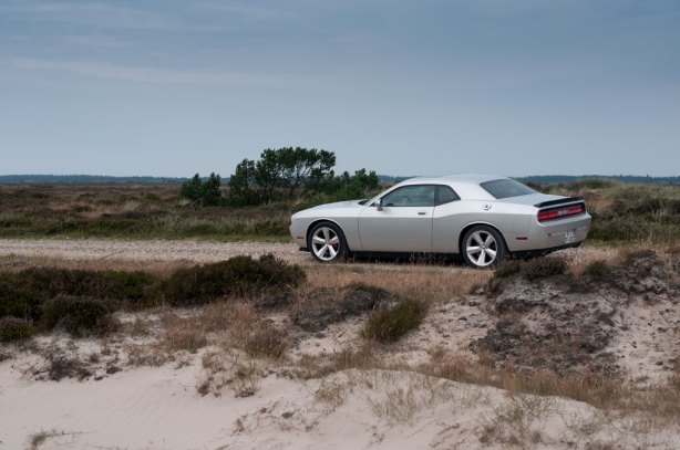 Dodge Challenger SRT-8 by marioroman pictures