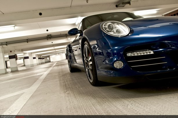 Porsche 997 Turbo Coupe by marioroman pictures