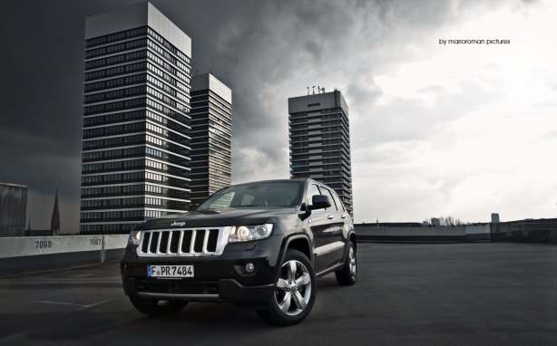 2011 Jeep Grand Cherokee CRD by marioroman pictures