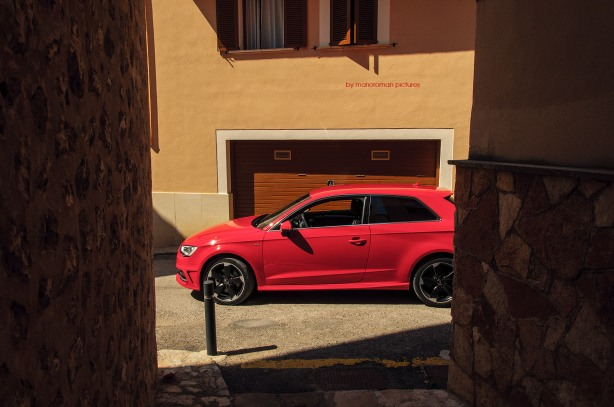 2012 Audi A3 (8V) 1.8 TFSI quattro S-line by marioroman pictures