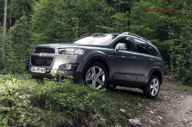 Chevrolet Captiva by marioroman pictures