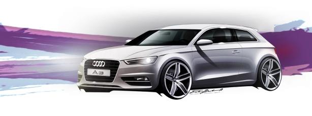 2012 Audi A3 (8V) 1.8 TFSI quattro S-line by AUDI AG