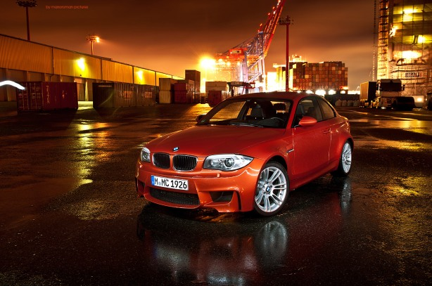 BMW 1series M Coupè by marioroman pictures