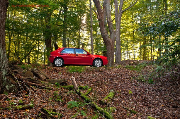 Lancia Delta Integrale by marioroman pictures