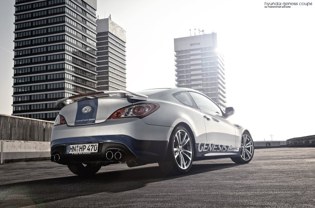Hyundai Genesis Coupé GT by marioroman pictures